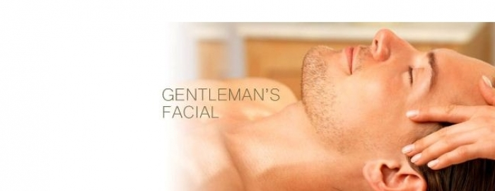 The Gentleman Executive Facial