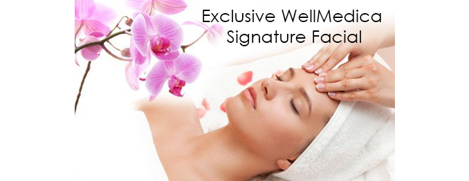 Exclusive WellMedica Signature Facial