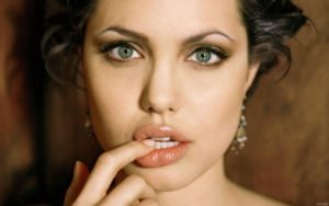 Angelia Jolie Big Lips