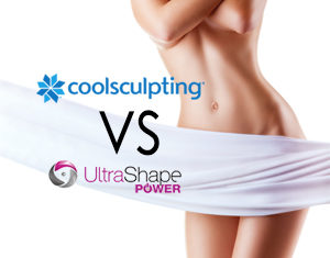 Body Contouring CoolSculpting and UltraShape Power