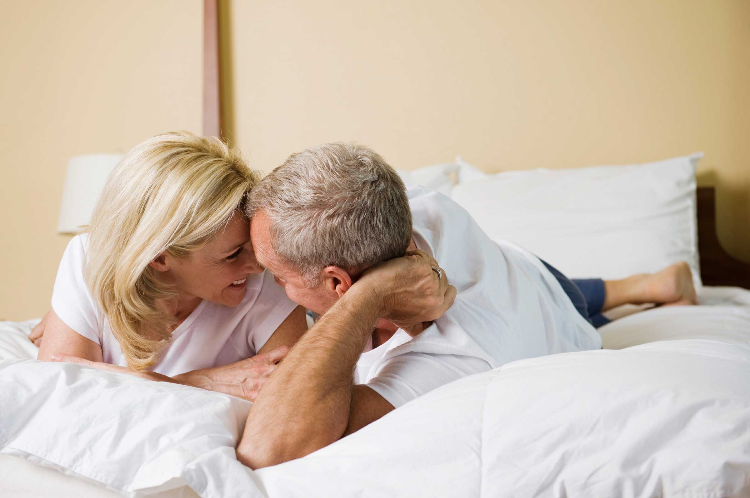 Hormone Imbalance Older Person Get Sex Life Back Anti-Aging
