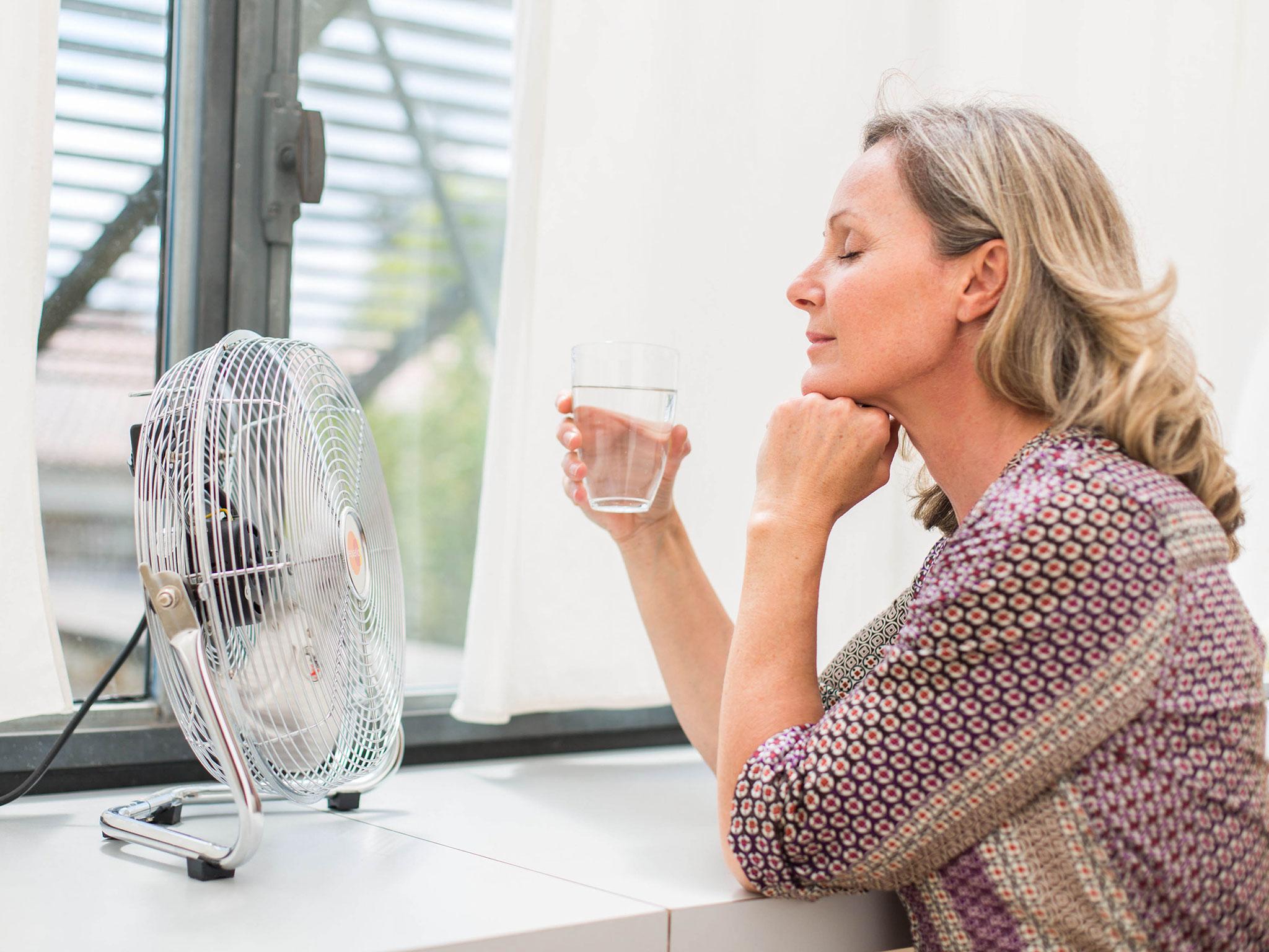 Hormone Imbalance and hot flash treatment