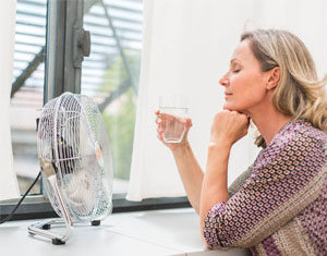 signs of menopause
