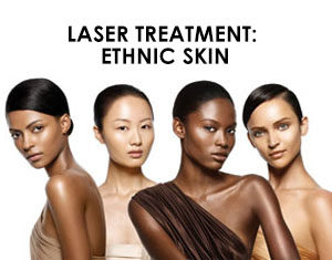 Laser Treatments for Ethnic Skin Reston Washington DC Tysons Ashburn