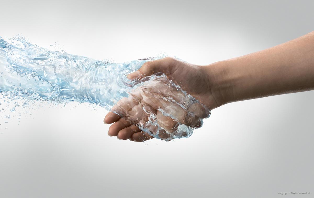 MiraDry Condition Sweaty Hands Handshake