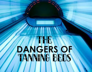 how tanning beds are dangerous risk of tanning bed skin cancer awareness month