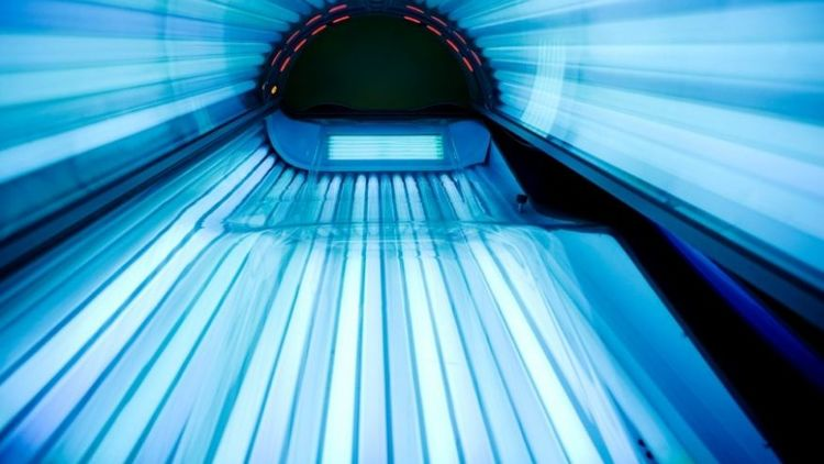 how to prevent skin cancer tanning bed danger