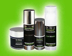 Dr. Dima's Epiceuticals Organic Skincare Line